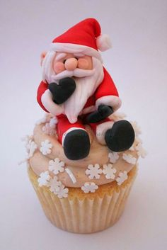 cupcake pai natal