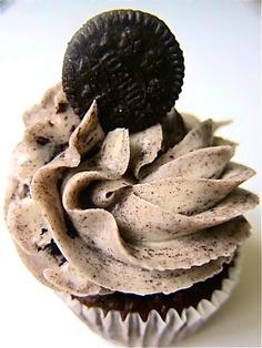 cupcakes bolacha oreo