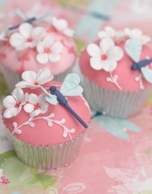 cupcakes mini bolos