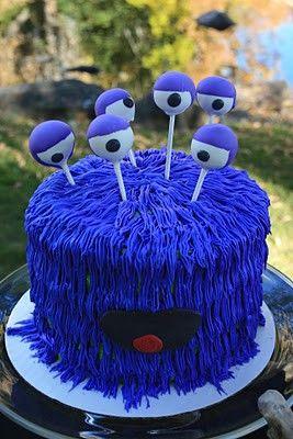 decoracao bolos festa monstrinhos 10