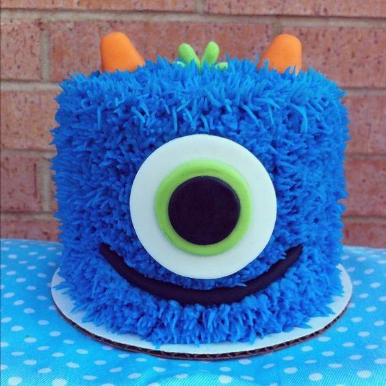 decoracao bolos festa monstrinhos 6
