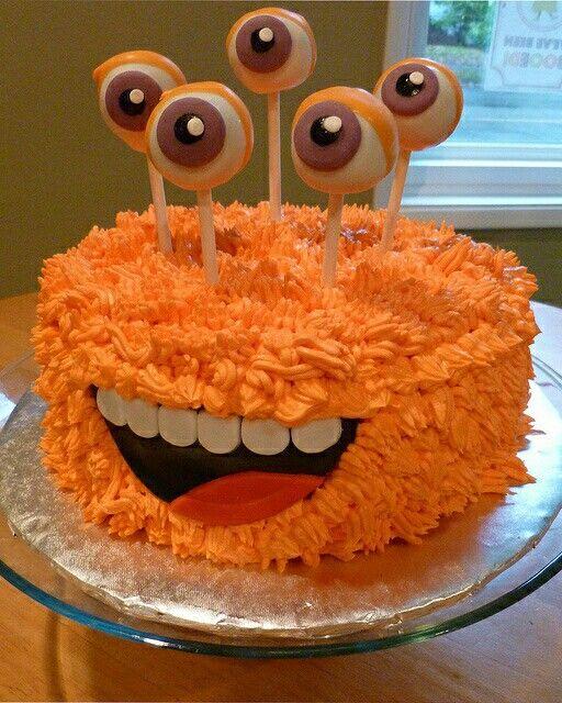 decoracao bolos festa monstrinhos 8
