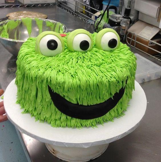 decoracao bolos festa monstrinhos 9