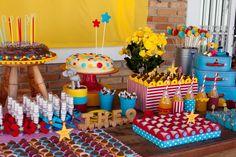 decoracao festa 1 aniversario crico