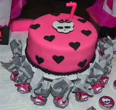 decoracao festa Monster High 1