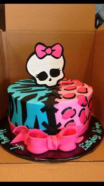 decoracao festa Monster High 7