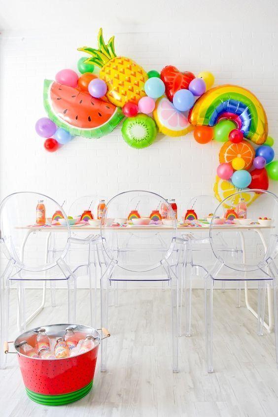 decoracao festa Tutti Frutti 3