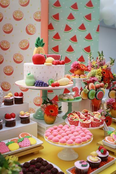 decoracao festa Tutti Frutti 5