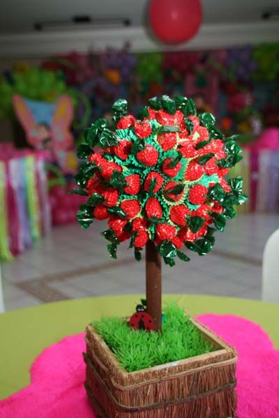 decoracao festa chapeuzinho vermelho 6