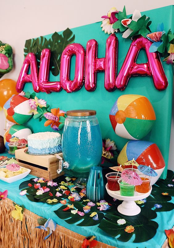 decoracao festa havaiana 20