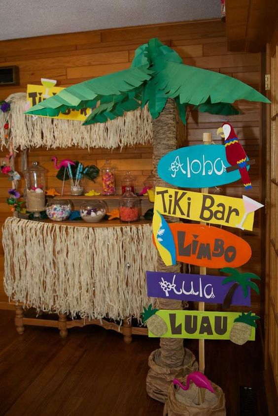 decoracao festa havaiana 3