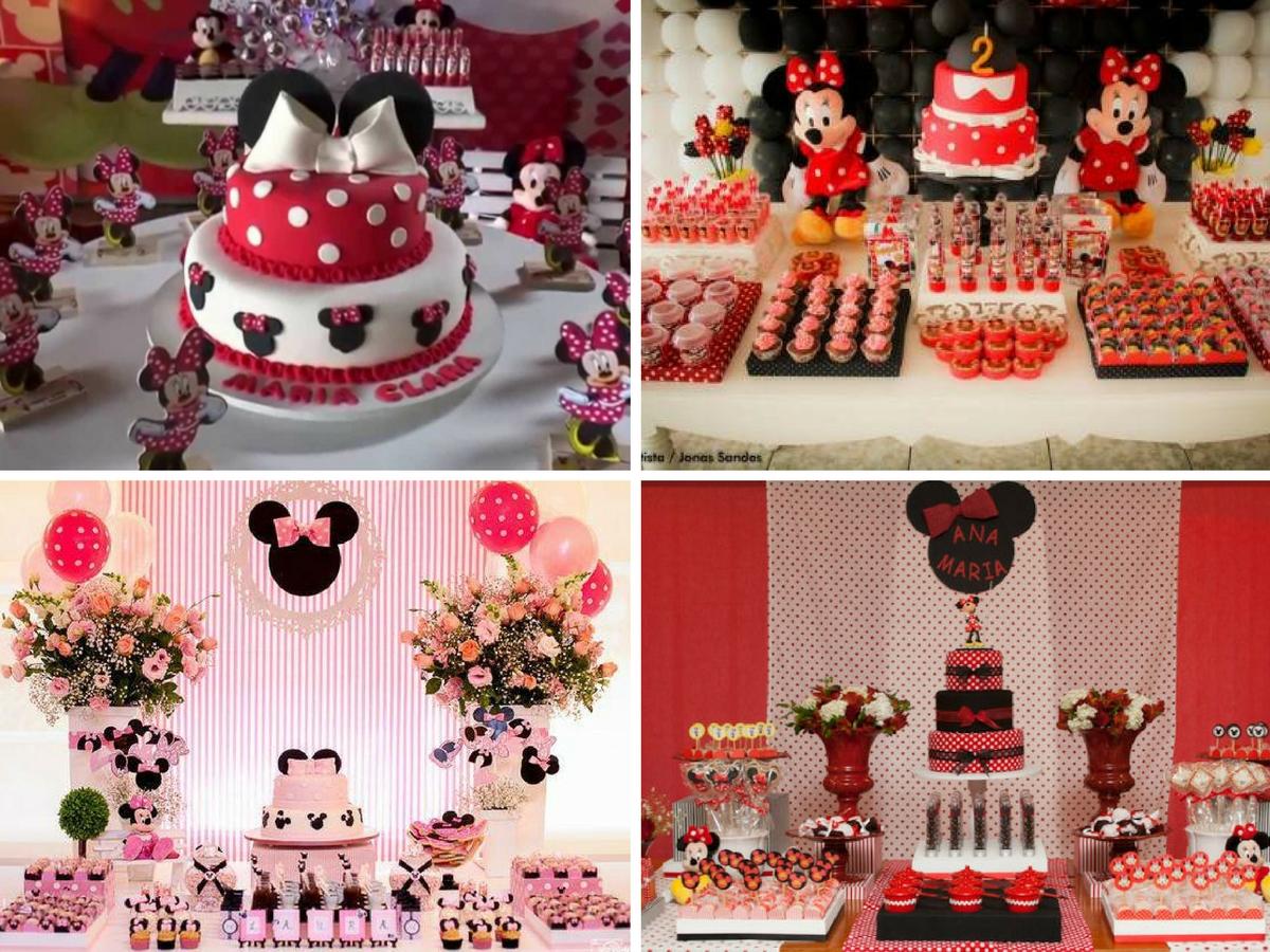 Dicas de Decoração para Festa da Minnie