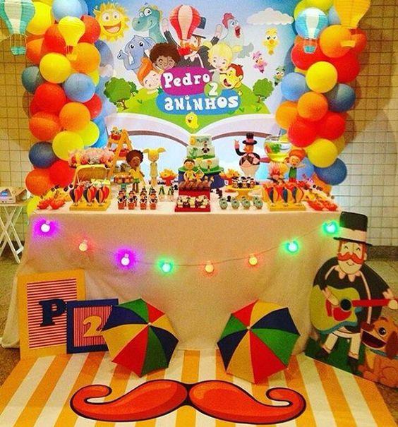 decoracao festa mundo bita 6