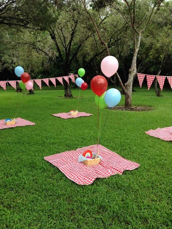 decoracao festa picnic 5