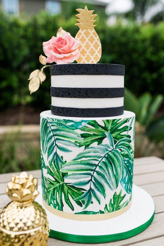 decoracao festa tropical 15