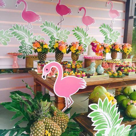 decoracao festa tropical 6