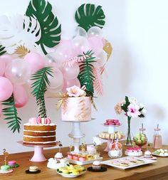 decoracao festa tropical 8