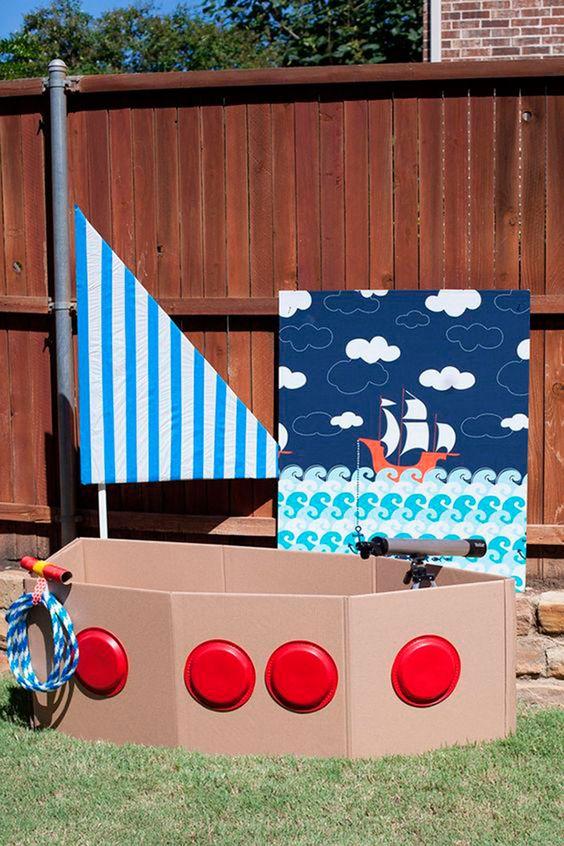 decoracao festa ursinho marinheiro 4