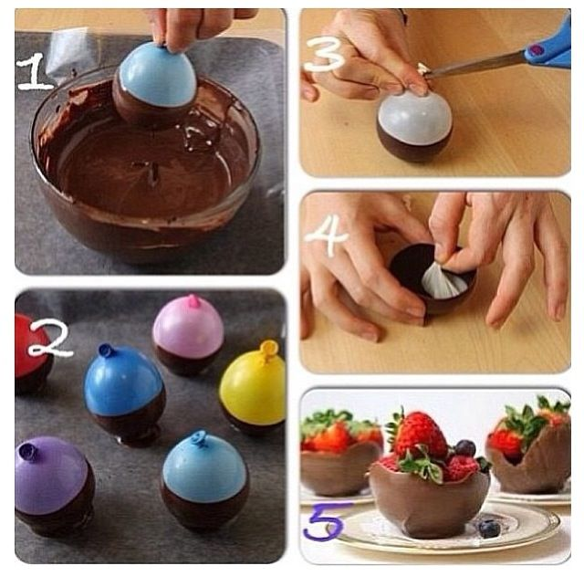 DIY Cestas de Chocolate para a Páscoa
