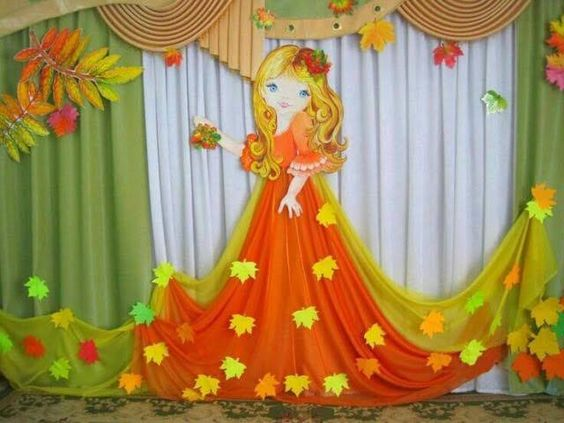 diy painel festa princesa