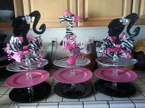 diy torre cupcakes 10