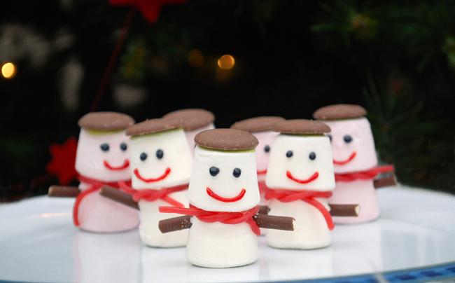 10+ Ideias de Doces Divertidos de Natal