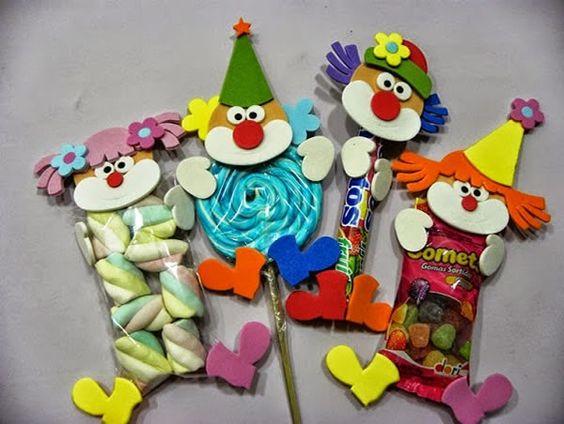 docinhos carnaval doces