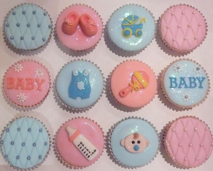 docinhos cupcakes cha de bebe