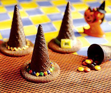 docinhos halloween