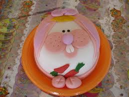 easter cake rabbit