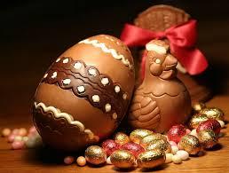 fazer ovos chocolate