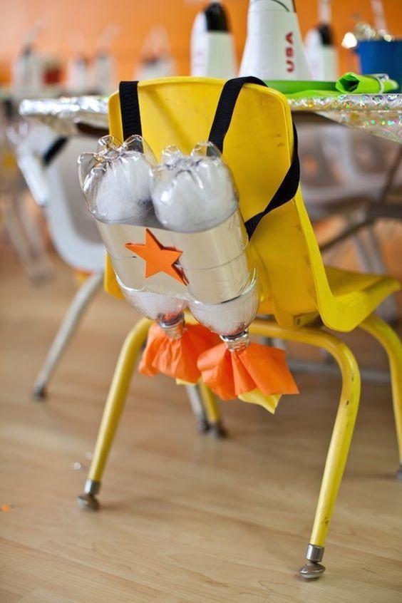 festa astronauta decoracao bolo 5