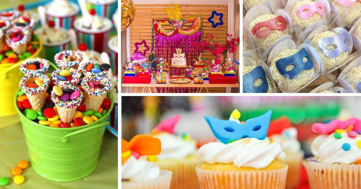 Festa Carnaval: Ideias para Criar uma Festa de Sonho