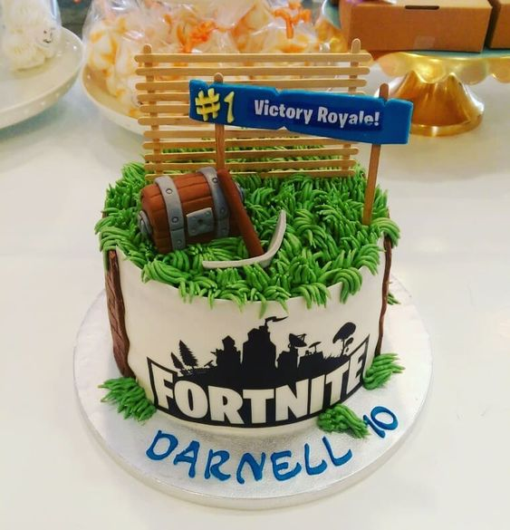 festa fortnite chantininho