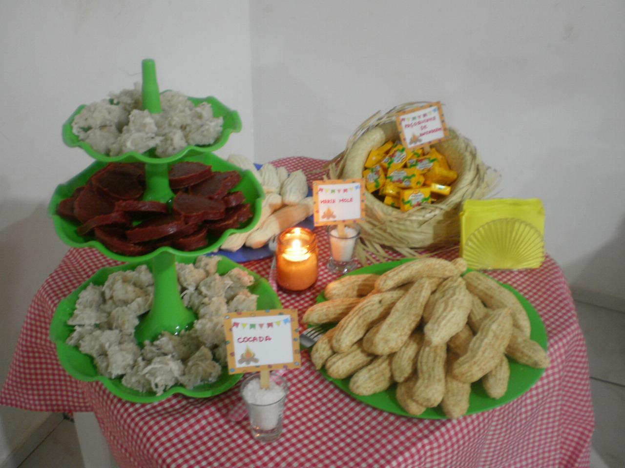 festa jinina receitas