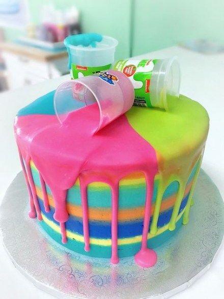 festa slime bolo