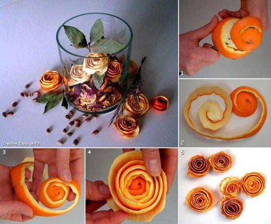 flores comestiveis laranja