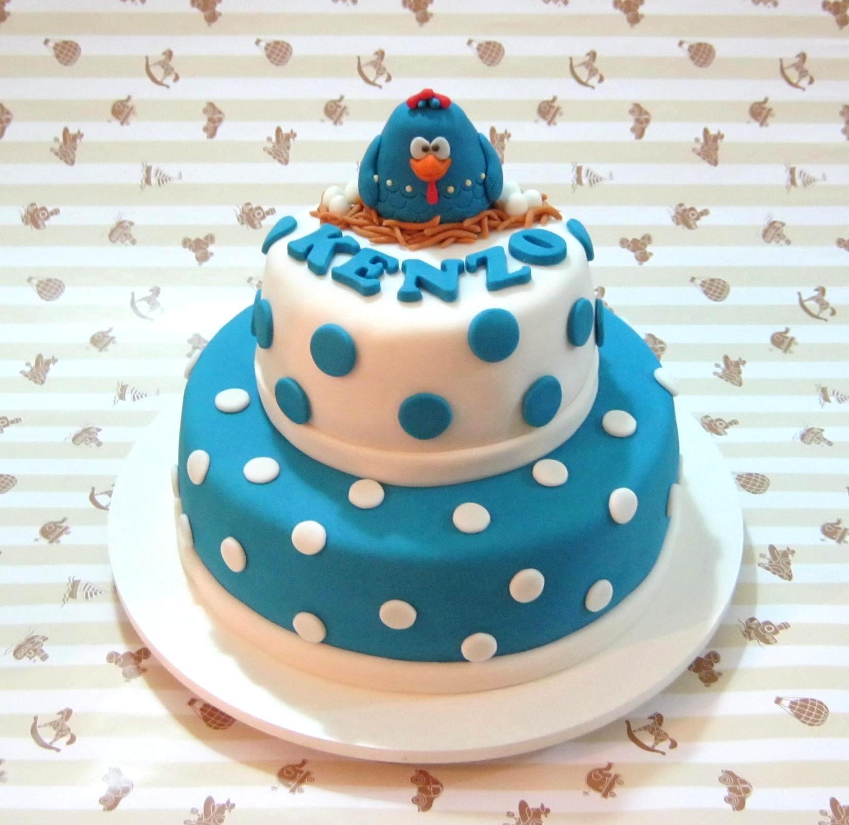 galinha pintadinha bolo