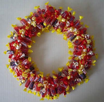 guirlanda doces bombons 1