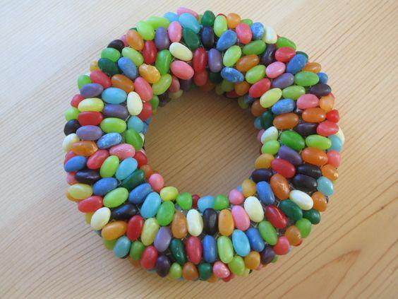 guirlanda doces jelly beans
