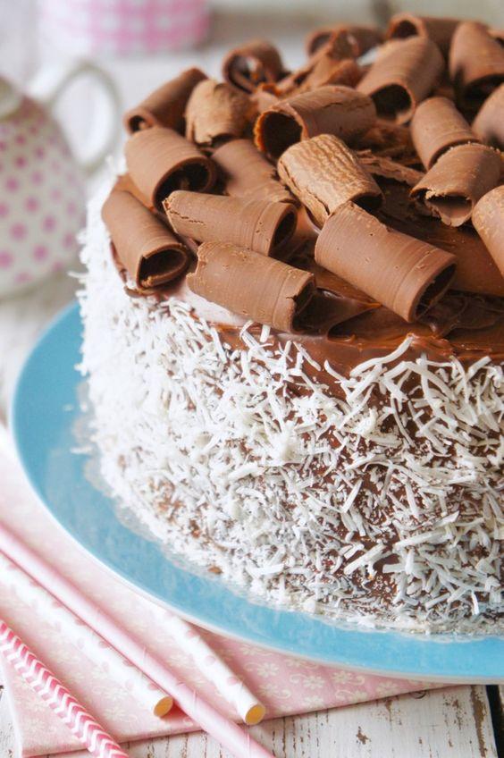 ideias bolos confeitados