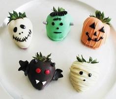 ideias decoração halloween