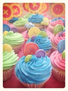 ideias decoracaçao festa lalaloopsy cupcakes