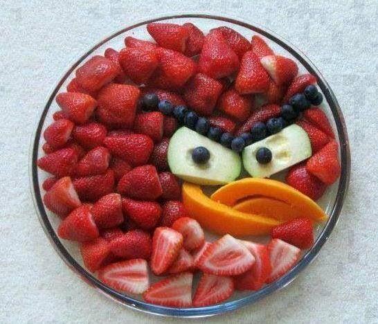 ideias decoracao festa angry birds 5