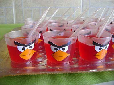 ideias decoracao festa angry birds 6