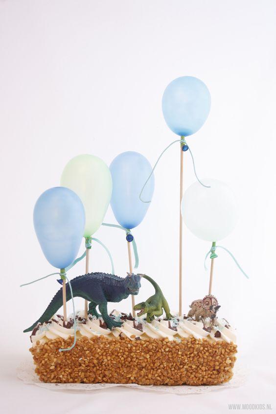 ideias decorar bolos feitos infantil