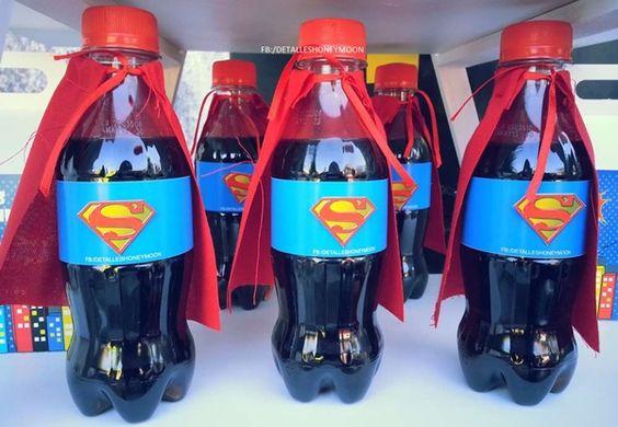 ideias festa menino super herois 3