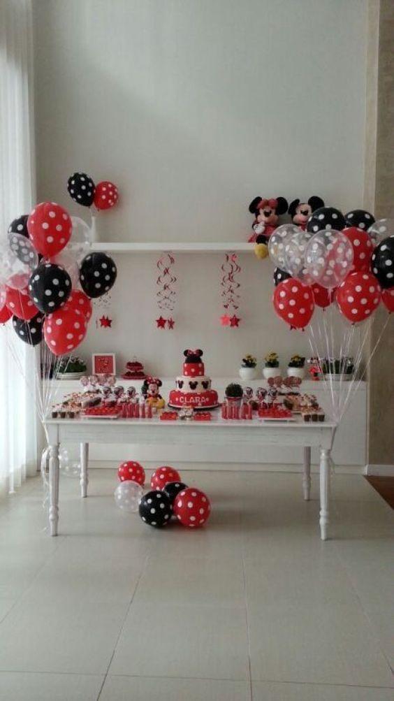 ideias festa mickey 4