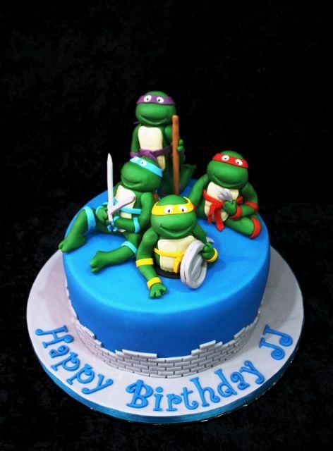 ideias festa tartarugas ninja 1