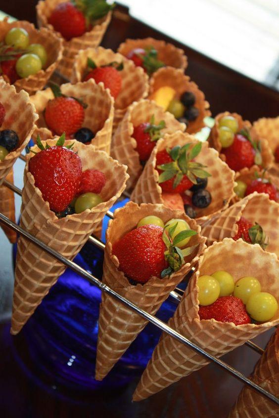 ideias servir fruta casamento 3